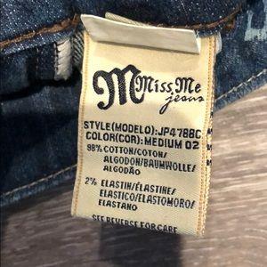 Miss Me Jeans - Miss Me medium wash boot cut denim.